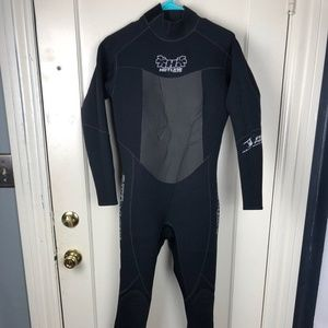 New Hotline Cold Water Full Wetsuit 4/3mm 14 NWOT